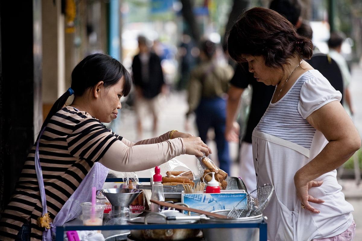 Een lesje thais eten   hier is thailand.nl
