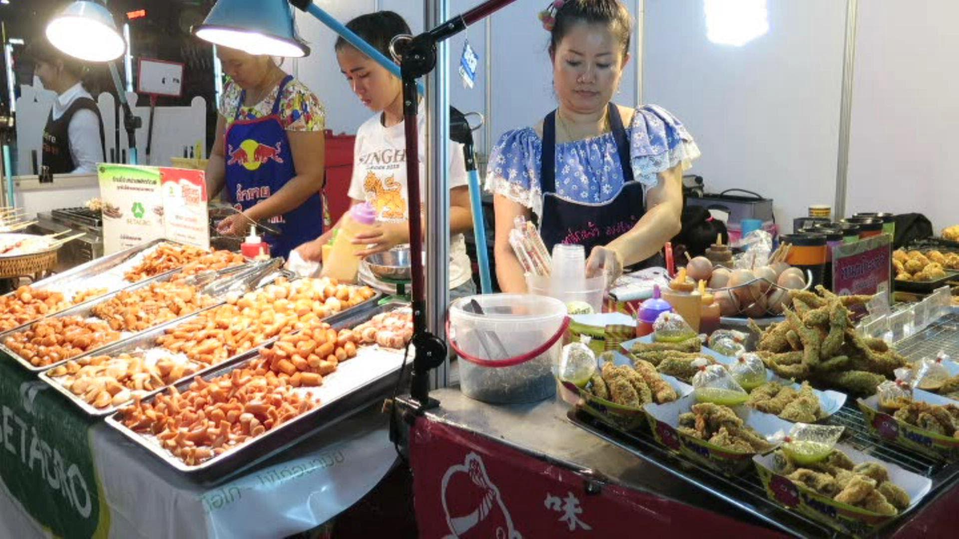 Streetfood verdwijnt uit het straatbeeld in bangkok hier for Cuisine bangkok