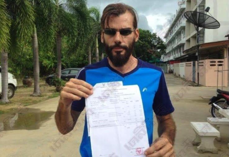 rekening in Thailand