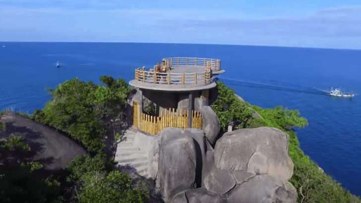 Thaise eilanden vastgelegd met GoPro en drone
