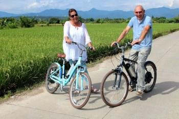 elektrische fietstochten in chiang mai