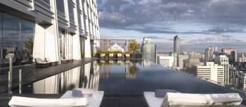 10 hotels in Bangkok met chille zwembaden