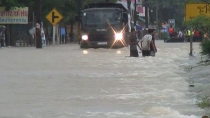 Tickets duurder door het slechte weer in Thailand