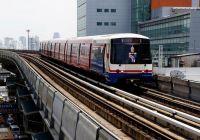 BTS Skytrain en metrostations krijgen dezelfde naam