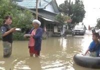regen voor Zuid-Thailand