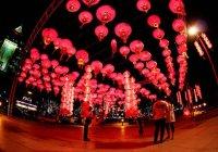 Chinees Nieuwjaar 2017 in Thailand