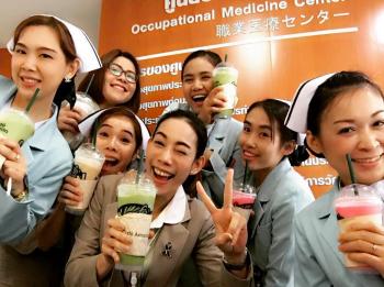 ziek in thailand
