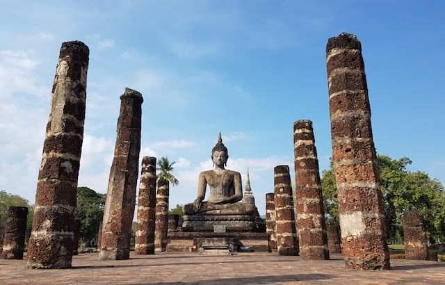 Trip naar Sukhothai (1)