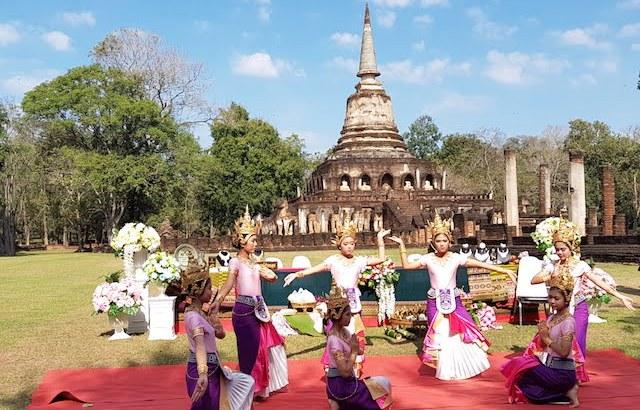 Trip naar Sukhothai (2)