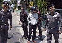 handtas gestolen in thailand