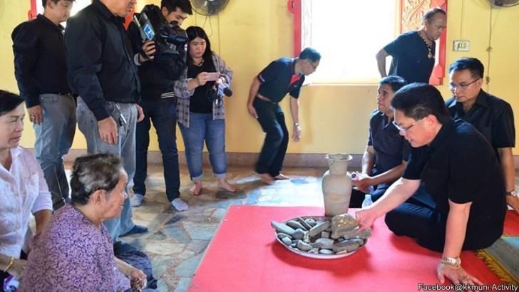Thailand's Khon Kaen bouwt museum voor archeologische vondsten