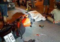 motorongelukken in Thailand
