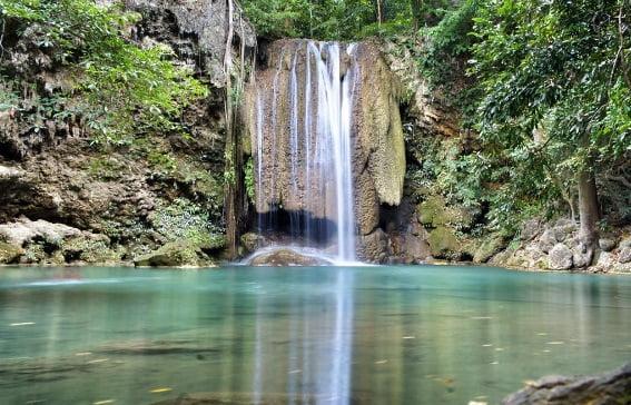 mooiste nationale parken van Thailand