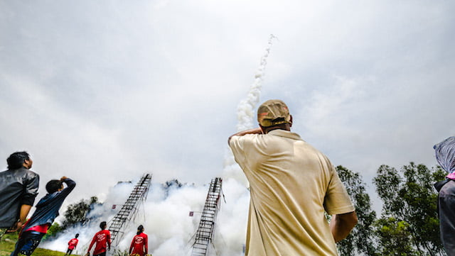 Rocket Festival in Yasothon