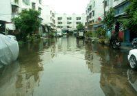 Regenseizoen in Thailand echt begonnen