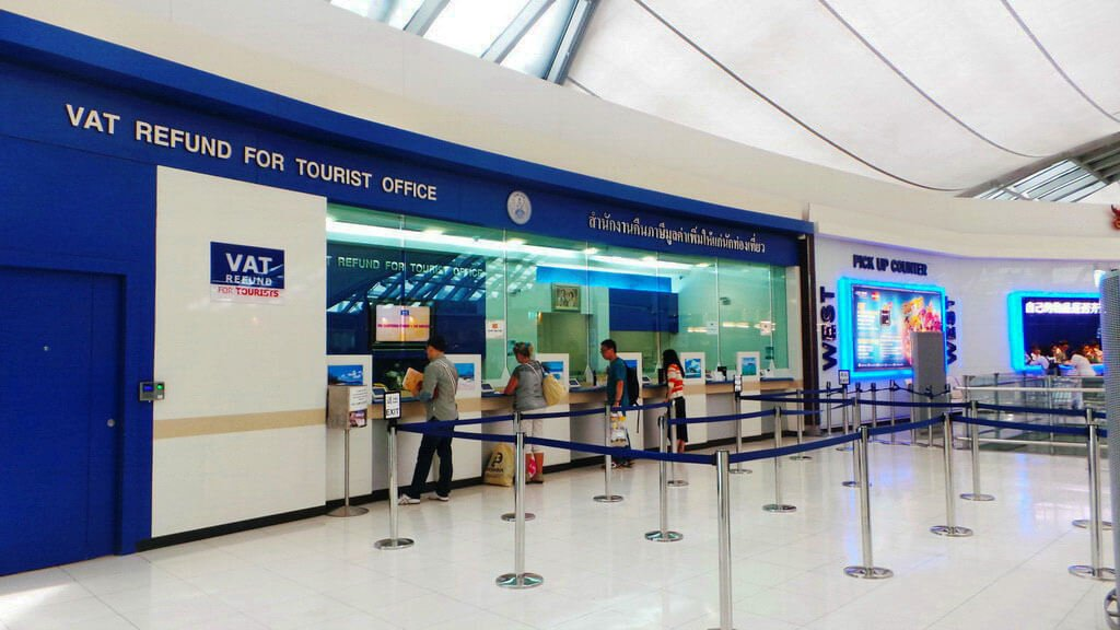 Belastingvrij shoppen in Thailand