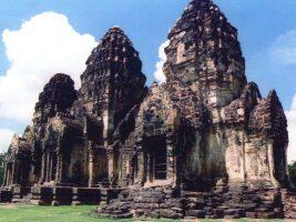 Lopburi, de sfeervolste stad van Thailand