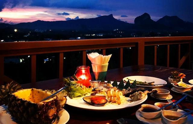 De beste restaurants in Krabi