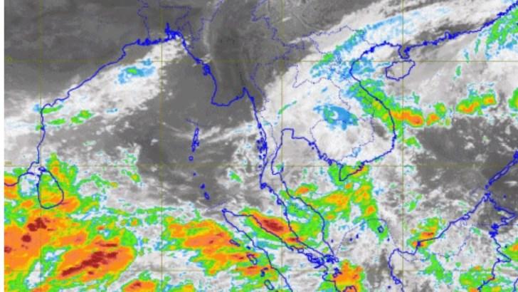 Veel regen verwacht in Zuid-Thailand