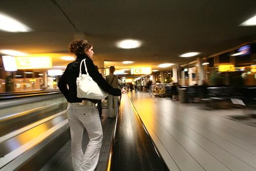 Voorkom vertraging, wees op tijd voor je vlucht