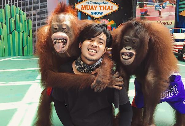 Dierenshows in Thailand: ga er niet heen