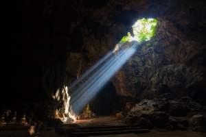 tips voor grottentocht in Thailand