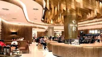 20 jaar Starbucks in Thailand