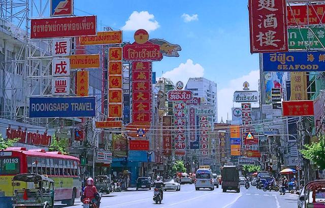 Tips voor Chinatown in Bangkok