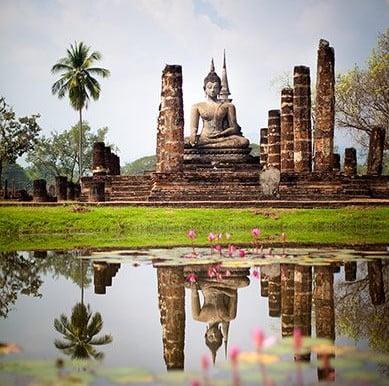 App voor Noord-Thailand