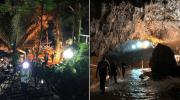 Laatste 5 uit de Thaise grot: hopelijk vandaag