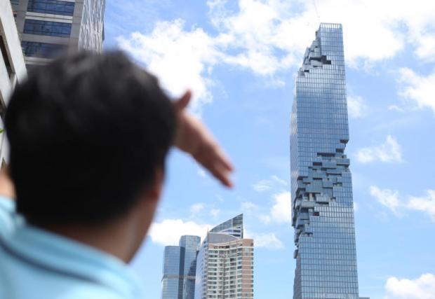 hoogste gebouw van Thailand