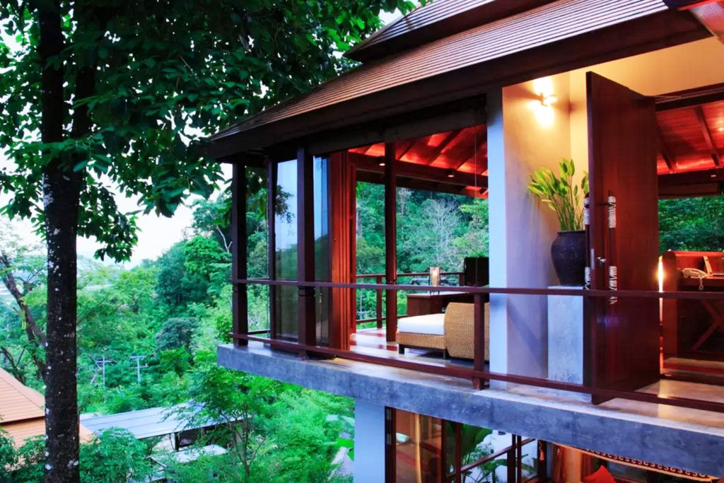 Hotel of Airbnb in thailand