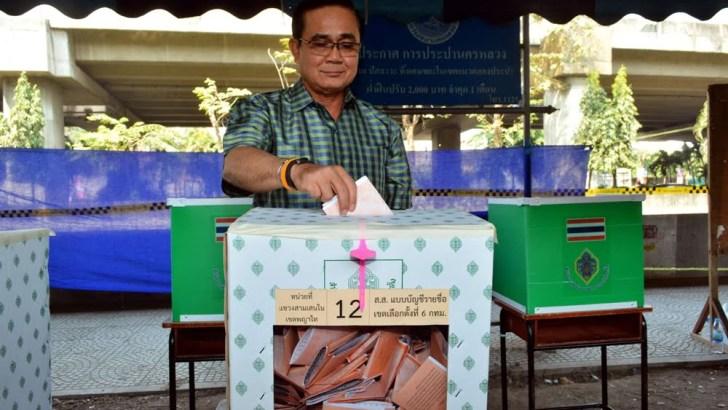 Eind maart verkiezingen in Thailand