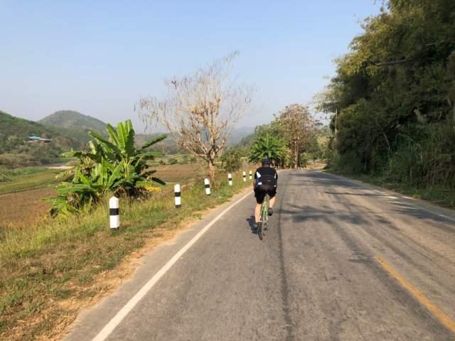 Wielrennen, moutainbiken en fietsen in Chiang Rai