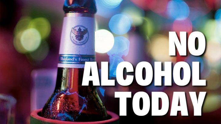 Verkiezingen: geen alcohol in Thailand