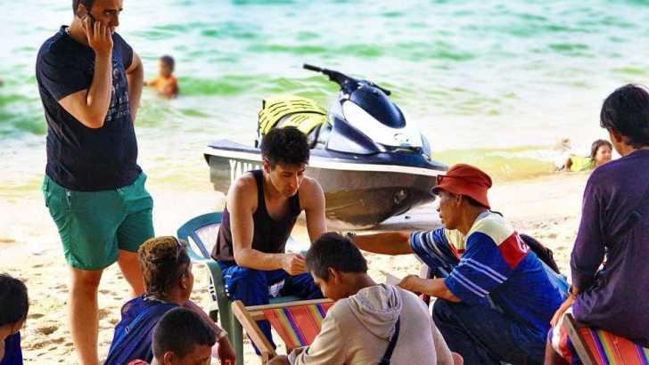 Thaise premier: stop met oplichten van toeristen in Thailand!