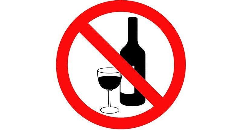 geen alcohol te koop in thailand