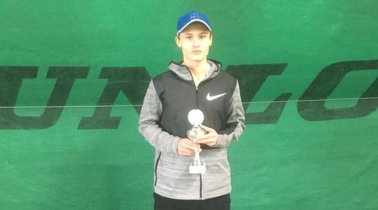 Finn Bischof gewinnt 15. ETG-Cup in Essen