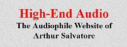 high-endaudio.com Arthur Salvatore