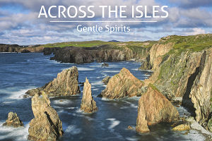ACROSS THE ISLES Cover