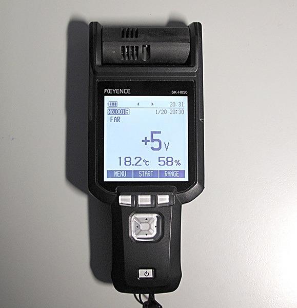 Keyence SK-H050