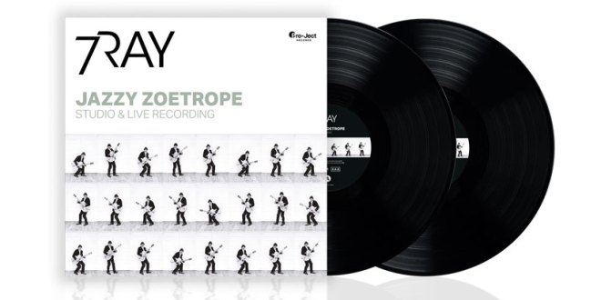 "7RAY feat. Triple Ace ""Jazzy Zoetrope"""