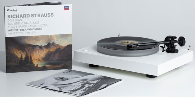 "Pro-Ject Audio Systems ""Richard Strauss"""