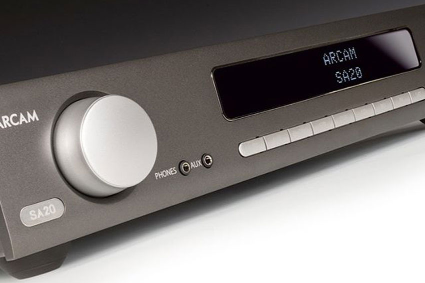 Arcam SA20 Integrated Amplifier Review 01
