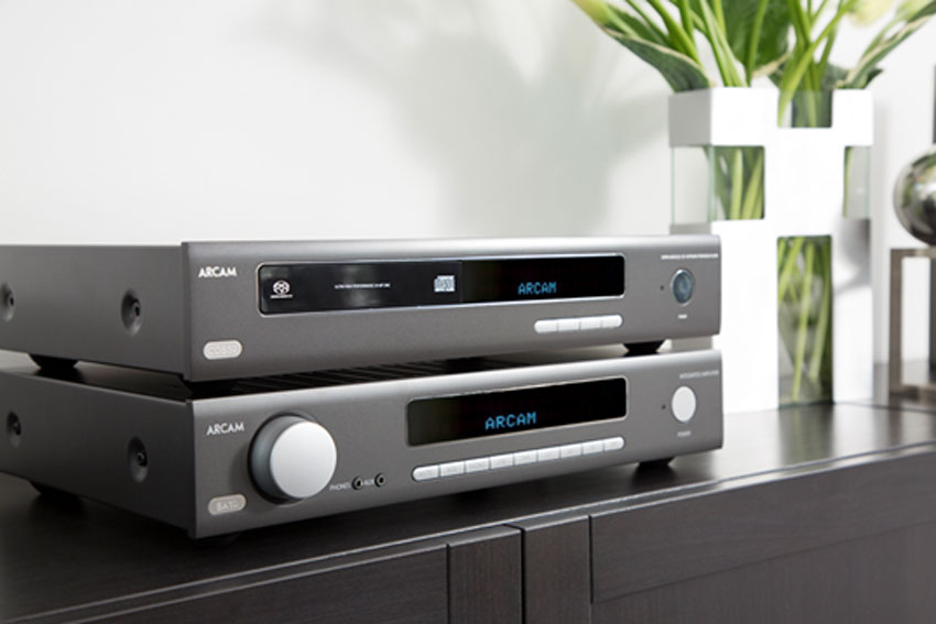 Arcam SA20 Integrated Amplifier Review 04