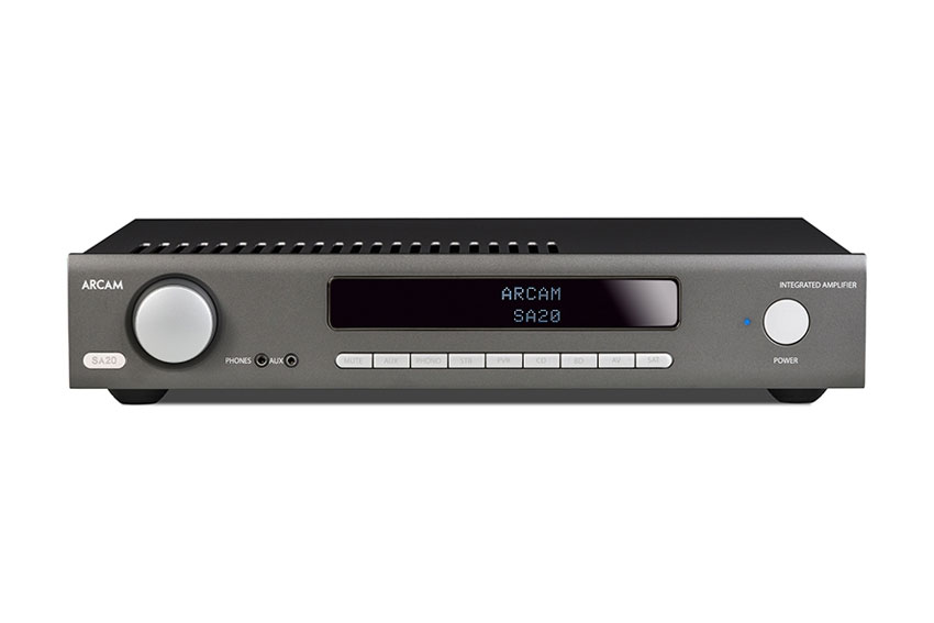 Arcam SA20 Integrated Amplifier Review 06