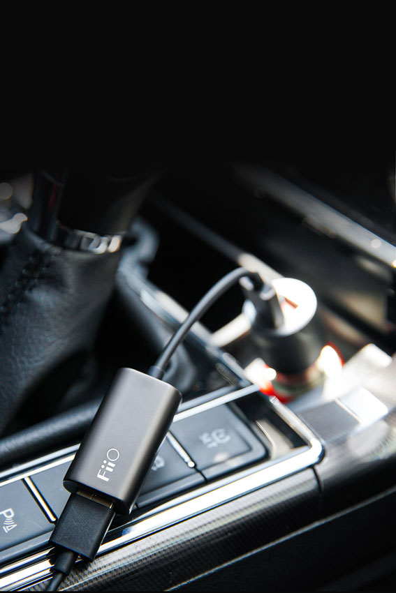 FiiO LA UA1 USB Power Purifier 04