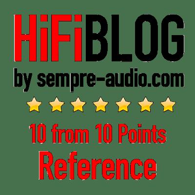 HiFiBLOG Award Reference