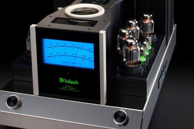 McIntosh MC901 Dual Mono Amplifier 10