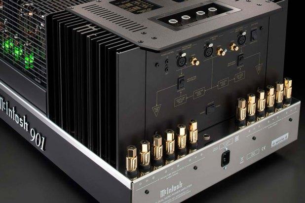 McIntosh MC901 Dual Mono Amplifier 11